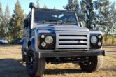 2013 Land Rover Defender 110 2.2 TDCI Raw Limited Edition with 74000km