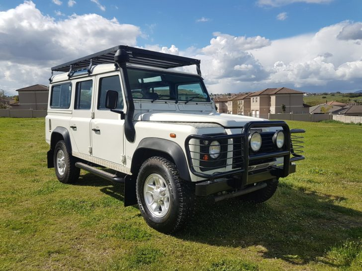 2002 land rover defender 110 td5 csw with 198000km gateway offroad centre. Black Bedroom Furniture Sets. Home Design Ideas