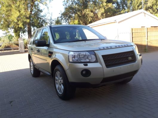 2008 Land Rover Freelander 2 S with 261700Km