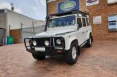 2006 Land Rover Defender 110 Td5 CSW with 212 864Km