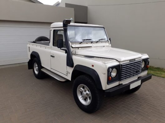 1996 Land Rover Defender 110 pickup for Sale