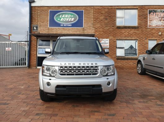 2012 Land Rover Discovery 4 SE SDV6 with 157000Km