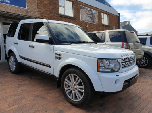 2012 Land Rover Discovery 4 SE SDV6 with 161000Km