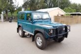 1997 Land Rover Defender 90 CSW 2.8i