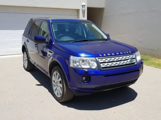 2010 Land Rover Freelander 2 HSE SD4 with 171500 Km