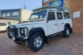 2005 Land Rover Defender 110 Td5 CSW with 238500Km