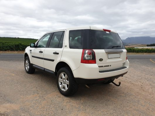 2010 Land Rover Freelander 2 S with 272000Km