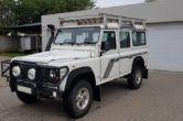 1997 Land Rover Defender 110 300Tdi CSW