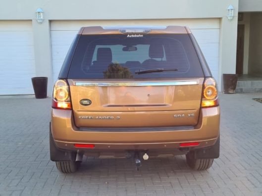 2014 Land Rover Freelander 2 XS Limited Edition