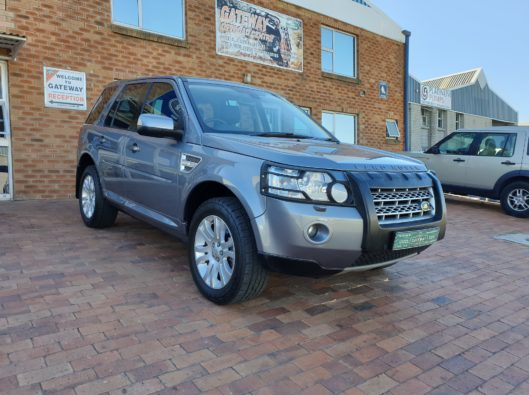 2011 Land Rover Freelander 2 SE SD4 with 98000Km