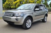 2015 Land Rover Freelander 2 SE with 121000km
